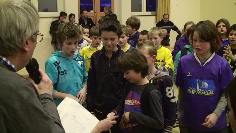 Gelderse dambond schooldammen for Obs op koers